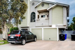 Photo 1: HILLCREST Townhome for sale : 2 bedrooms : 1222 Essex Street #2 in San Diego