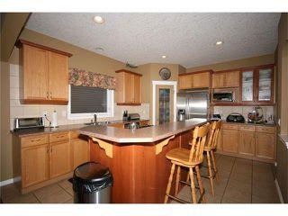 Photo 10: 52 BOW RIDGE Drive: Cochrane House for sale : MLS®# C4066881