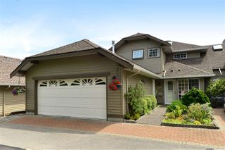 """Photo 1: 162 16275 15 Avenue in Surrey: King George Corridor Townhouse for sale in """"Sunrise Pointe"""" (South Surrey White Rock)  : MLS®# R2077380"""