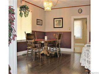 Photo 6: 150 Garfield Street South in Winnipeg: Wolseley Residential for sale (5B)  : MLS®# 1620531