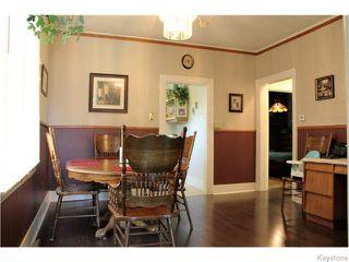 Photo 7: 150 Garfield Street South in Winnipeg: Wolseley Residential for sale (5B)  : MLS®# 1620531