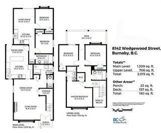 Photo 20: 8142 WEDGEWOOD Street in Burnaby: Burnaby Lake House 1/2 Duplex for sale (Burnaby South)  : MLS®# R2108883