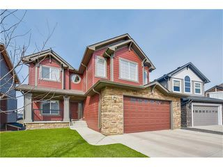 Photo 1: 861 CANOE Green SW: Airdrie House for sale : MLS®# C4094183