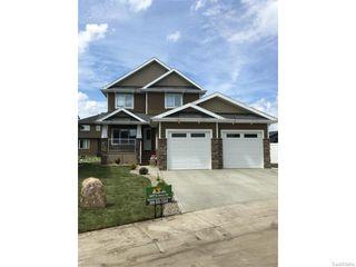 Photo 2: 3546 GREEN MARSH Crescent in Regina: Greens on Gardiner Single Family Dwelling for sale (Regina Area 04)  : MLS®# 600064