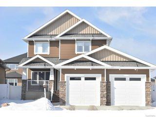 Photo 1: 3546 GREEN MARSH Crescent in Regina: Greens on Gardiner Single Family Dwelling for sale (Regina Area 04)  : MLS®# 600064