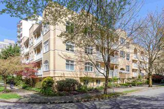 "Photo 1: 311 1125 GILFORD Street in Vancouver: West End VW Condo for sale in ""GILFORD COURT"" (Vancouver West)  : MLS®# R2158681"