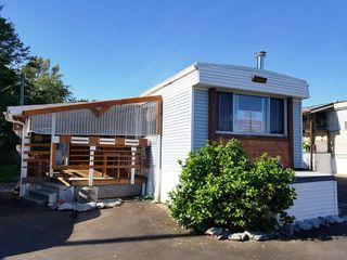 """Photo 1: 119 9950 WILSON Street in Mission: Stave Falls Manufactured Home for sale in """"RUSKIN PLACE MOBILE HOME PARK"""" : MLS®# R2167656"""