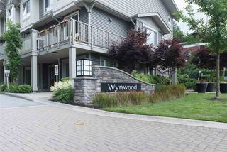 """Photo 2: 40 3395 GALLOWAY Avenue in Coquitlam: Burke Mountain Townhouse for sale in """"Wynwood"""" : MLS®# R2182179"""