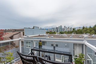 Photo 16: 5 973 W 7TH Avenue in Vancouver: Fairview VW Townhouse for sale (Vancouver West)  : MLS®# R2191384
