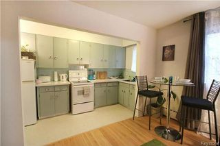Photo 7: 15 246 Home Street in Winnipeg: Wolseley Condominium for sale (5B)  : MLS®# 1724390