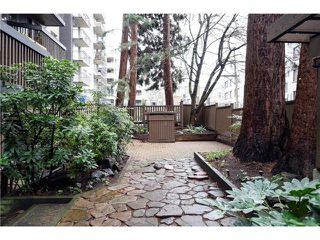 Photo 2: # 306 1274 BARCLAY ST in Vancouver: West End VW Condo for sale (Vancouver West)  : MLS®# V1097170