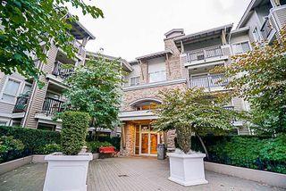 "Photo 1: 417 8915 202 Street in Langley: Walnut Grove Condo for sale in ""Hawthorne"" : MLS®# R2209331"