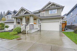 "Photo 1: 10142 APNAUT Street in Maple Ridge: Albion House for sale in ""MAINSTONE CREEK"" : MLS®# R2214966"