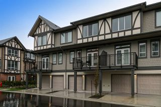 "Photo 1: 111 10388 NO. 2 Road in Richmond: Woodwards Townhouse for sale in ""Kingsley Estates By Polygon"" : MLS®# R2235669"