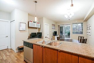 """Photo 7: 110 9655 KING GEORGE Boulevard in Surrey: Whalley Condo for sale in """"Gruv"""" (North Surrey)  : MLS®# R2236056"""