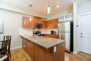 """Photo 6: 110 9655 KING GEORGE Boulevard in Surrey: Whalley Condo for sale in """"Gruv"""" (North Surrey)  : MLS®# R2236056"""