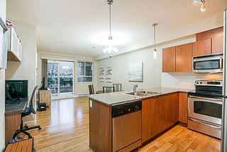 """Photo 5: 110 9655 KING GEORGE Boulevard in Surrey: Whalley Condo for sale in """"Gruv"""" (North Surrey)  : MLS®# R2236056"""