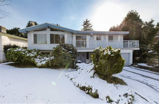 Photo 1: 7550 DORCHESTER Drive in Burnaby: Government Road House for sale (Burnaby North)  : MLS®# R2242148
