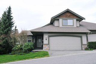 "Photo 1: 19 23281 KANAKA Way in Maple Ridge: Cottonwood MR Townhouse for sale in ""WOODRIDGE"" : MLS®# R2256449"