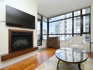 Photo 3: 701 788 Humboldt St in VICTORIA: Vi Downtown Condo Apartment for sale (Victoria)  : MLS®# 784381