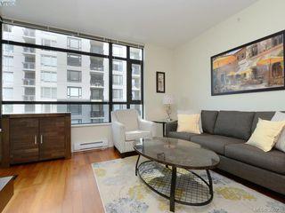 Photo 2: 701 788 Humboldt St in VICTORIA: Vi Downtown Condo Apartment for sale (Victoria)  : MLS®# 784381