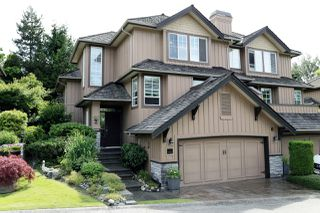 "Main Photo: 103 15350 SEQUOIA Drive in Surrey: Fleetwood Tynehead Townhouse for sale in ""The Village at Sequoia Ridge"" : MLS®# R2286271"
