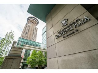 "Photo 1: 1509 438 SEYMOUR Street in Vancouver: Downtown VW Condo for sale in ""THE CONFERENCE PLAZA"" (Vancouver West)  : MLS®# R2293991"