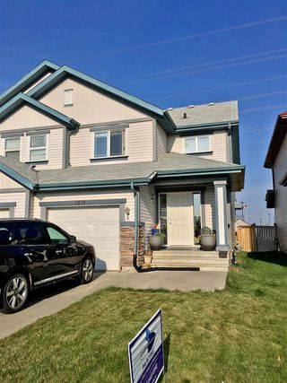 Main Photo: 2439 29 Street in Edmonton: Zone 30 House Half Duplex for sale : MLS®# E4126438