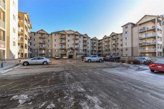 Main Photo: 107 7511 171 Street in Edmonton: Zone 20 Condo for sale : MLS®# E4128040