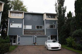 Main Photo: 1015 Millbourne Road E in Edmonton: Zone 29 Townhouse for sale : MLS®# E4128283