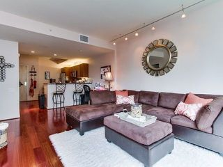 Photo 2: DOWNTOWN Condo for sale : 1 bedrooms : 321 10th Ave #604 in San Diego