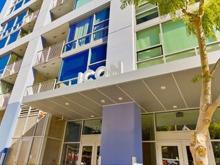 Photo 1: DOWNTOWN Condo for sale : 1 bedrooms : 321 10th Ave #604 in San Diego
