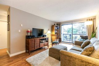 "Photo 1: 218 1422 E 3RD Avenue in Vancouver: Grandview VE Condo for sale in ""LA CONTESSA"" (Vancouver East)  : MLS®# R2309686"
