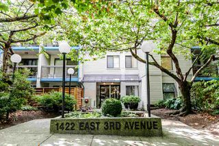 "Photo 18: 218 1422 E 3RD Avenue in Vancouver: Grandview VE Condo for sale in ""LA CONTESSA"" (Vancouver East)  : MLS®# R2309686"