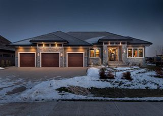 Main Photo: 231 WINDERMERE Drive in Edmonton: Zone 56 House for sale : MLS®# E4132470