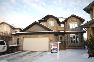 Main Photo: 1247 TREDGER Court in Edmonton: Zone 14 House for sale : MLS®# E4133365