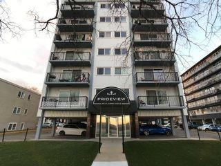 Main Photo: 603 8310 Jasper Avenue in Edmonton: Zone 09 Condo for sale : MLS®# E4135090