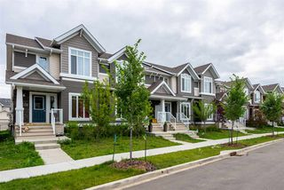 Main Photo: 721 177 Street in Edmonton: Zone 56 Attached Home for sale : MLS®# E4135811