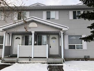 Main Photo: 1580 MILL WOODS Road E in Edmonton: Zone 29 Townhouse for sale : MLS®# E4137227