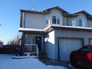 Main Photo: 9806 103 Street: Fort Saskatchewan House Half Duplex for sale : MLS®# E4137366