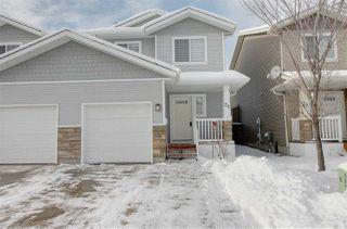 Main Photo: 14208 36 Street in Edmonton: Zone 35 House Half Duplex for sale : MLS®# E4137567