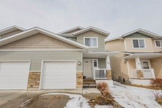 Main Photo: 66 14208 36 Street in Edmonton: Zone 35 House Half Duplex for sale : MLS®# E4144306