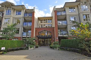 "Photo 1: 216 100 CAPILANO Road in Port Moody: Port Moody Centre Condo for sale in ""SUTER BROOK"" : MLS®# R2342911"