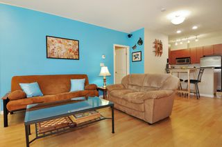 "Photo 4: 216 100 CAPILANO Road in Port Moody: Port Moody Centre Condo for sale in ""SUTER BROOK"" : MLS®# R2342911"