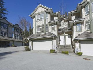 "Photo 1: 18 50 HETT CREEK Drive in Port Moody: Heritage Mountain Townhouse for sale in ""MOUNTAINSIDE"" : MLS®# R2351902"