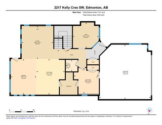 Photo 3: 2217 KELLY Crescent in Edmonton: Zone 56 House for sale : MLS®# E4150293