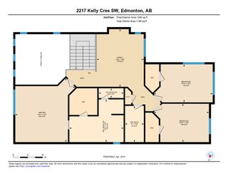 Photo 4: 2217 KELLY Crescent in Edmonton: Zone 56 House for sale : MLS®# E4150293