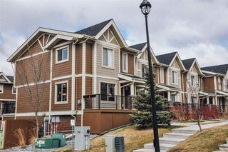 Photo 1: 605 401 PALISADES Way: Sherwood Park Townhouse for sale : MLS®# E4152990