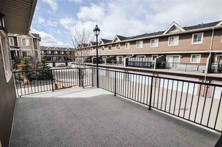 Photo 12: 605 401 PALISADES Way: Sherwood Park Townhouse for sale : MLS®# E4152990