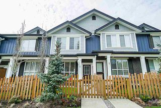 Main Photo: 18 7157 210 Street in Langley: Willoughby Heights Townhouse for sale : MLS®# R2359953